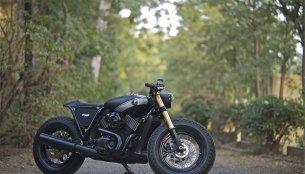 Harley-Davidson to unveil the RCM Street 750 cafe racer at India Bike Week 2015