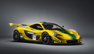 McLaren P1 GTR revealed ahead of its Geneva 2015 debut - IAB Report