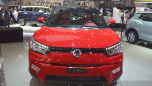 Mahindra considering Ssangyong Tivoli for India, could get new 1.5L diesel - Report