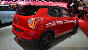 Ssangyong to use 'long-body Tivoli model' to advance into USA - Report