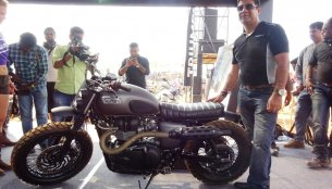 Ex-Triumph MD could be a strategic hire for Royal Enfield before the 650 cc launch