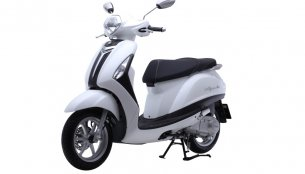 Yamaha 125cc scooter to debut at the 2018 Auto Expo - Report