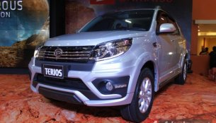 2015 Daihatsu Terios (facelift) launched in Indonesia - In Images