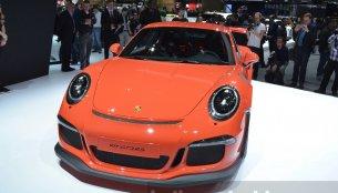 Porsche 911 GT3 RS - 2015 Geneva Live