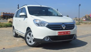 Renault Lodgy RxZ Diesel (110 PS) - First Drive Review