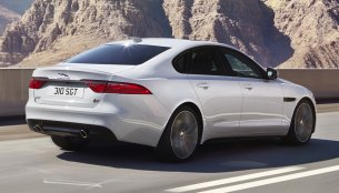 2016 Jaguar XF priced at 32,300 GBP in the UK - IAB Report