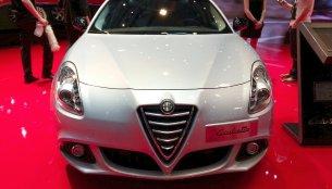 Alfa Romeo Giuletta Collezione - 2015 Geneva Live