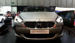 New DS 5 Moon Dust - 2015 Geneva Live
