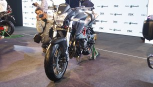 DSK Benelli launches 5 bikes in India from INR 2.83 lakhs [Images Updated]