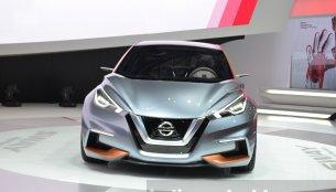 Nissan Sway Concept - 2015 Geneva Live
