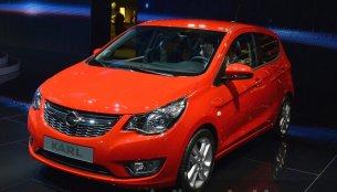 Opel Karl - 2015 Geneva Live
