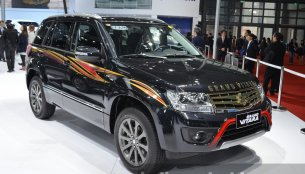 Next-gen Suzuki Grand Vitara to debut by 2021 - Report