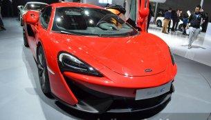 2016 McLaren 540C - Auto Shanghai Live