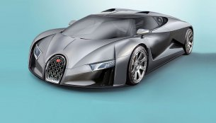 Bugatti Chiron (Veyron successor) could hit a top speed of 463 km/h - Report