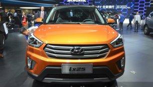 Hyundai ix25 (Hyundai Creta) - First Look Review [Video]