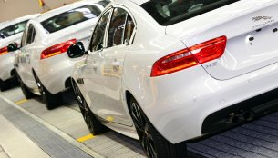 India-bound Jaguar XE enters production in Solihull; Auto Expo launch likely - IAB Report