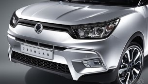 SsangYong Tivoli to be called 'Tivolan' in China - Report