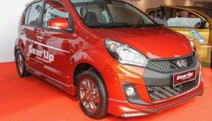 Perodua Myvi 'GearUp' accessory range launched - Malaysia