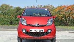 2015 Tata GenX Nano Easy Shift (AMT) - Review