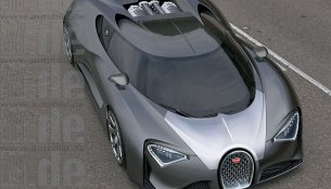 2017 Bugatti Chiron expected to cost over USD 2.5 million - Report