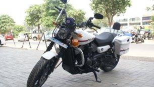 Gujarat Police get customized Harley-Davidson Street 750 - In Images