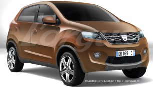 Renault to share upcoming Kayou with Dacia - Report
