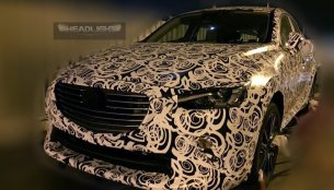 Mazda CX-3 compact SUV spied at air cargo area - Thailand [Update]