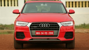 2015 Audi Q3 (facelift) - First Drive Review