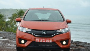 2015 Honda Jazz Petrol CVT and MT - First Drive Review