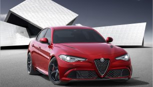 2016 Alfa Romeo Giulia unveiled - IAB Report [Video]