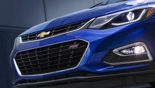 India-bound 2017 Chevrolet Cruze diesel gets 9-speed gearbox in USA