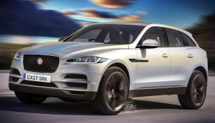 Smaller Jaguar F-Pace (dubbed Jaguar E-Pace) in the works, to be built in Austria - Report