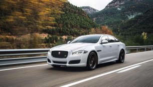 2016 Jaguar XJ (facelift) imported into India for homologation - IAB Report