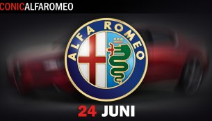Alfa Romeo Giulia teased ahead of June 24 unveiling - IAB Report