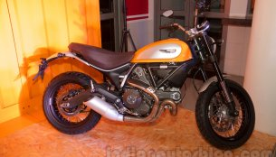 Ducati India unveils Scrambler Full Throttle and Scrambler Classic - IAB Report