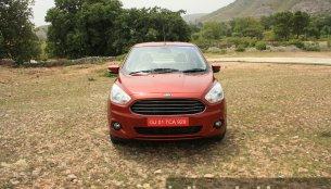 Ford Figo Aspire Titanium Diesel - First Drive Review