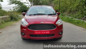 Ford Figo Aspire Titanium Plus Petrol - First Drive Review