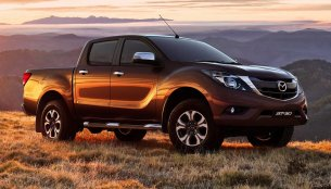 2016 Mazda BT-50 (facelift) officially revealed - IAB Report