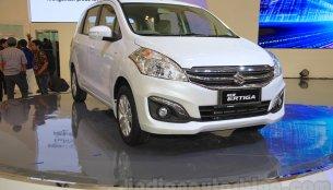 2016 Suzuki Ertiga launches in Philippines