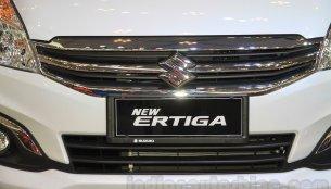 Maruti Ertiga facelift to launch on October 10 - Report