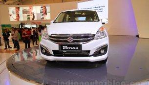 Maruti Ertiga facelift with SHVS mild hybrid to launch on October 15 - Report