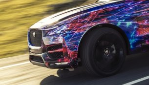 Jaguar F-Pace could be followed by an E-Pace; larger crossover ruled out - Report