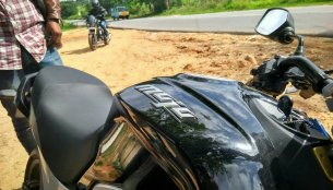 Mahindra Mojo seen once again with no new changes - Spied