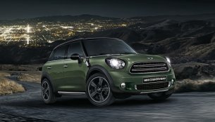 2015 Mini Countryman launched in India at INR 36.5 lakhs - IAB Report