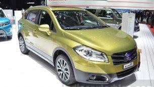 Suzuki SX4 S-Cross 1.6 - Geneva Motor Show Live
