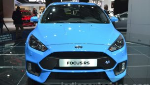 2016 Ford Focus RS performance figures revealed - 2015 Frankfurt Motor Show Live