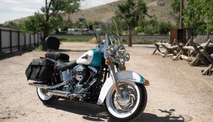 Harley Davidson's 2016 models launched in India - IAB Report