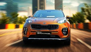 2016 Kia Sportage - In Images