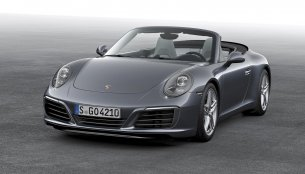 2016 Porsche 911 Carrera (facelift) unveiled; gets turbo 3.0L engine – IAB Report