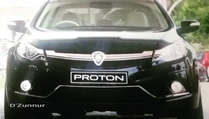 2016 Proton Perdana caught undisguised - Spied